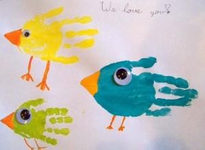 50 Ideias De Pintura Com As Maos Para Educacao Infantil So Escola
