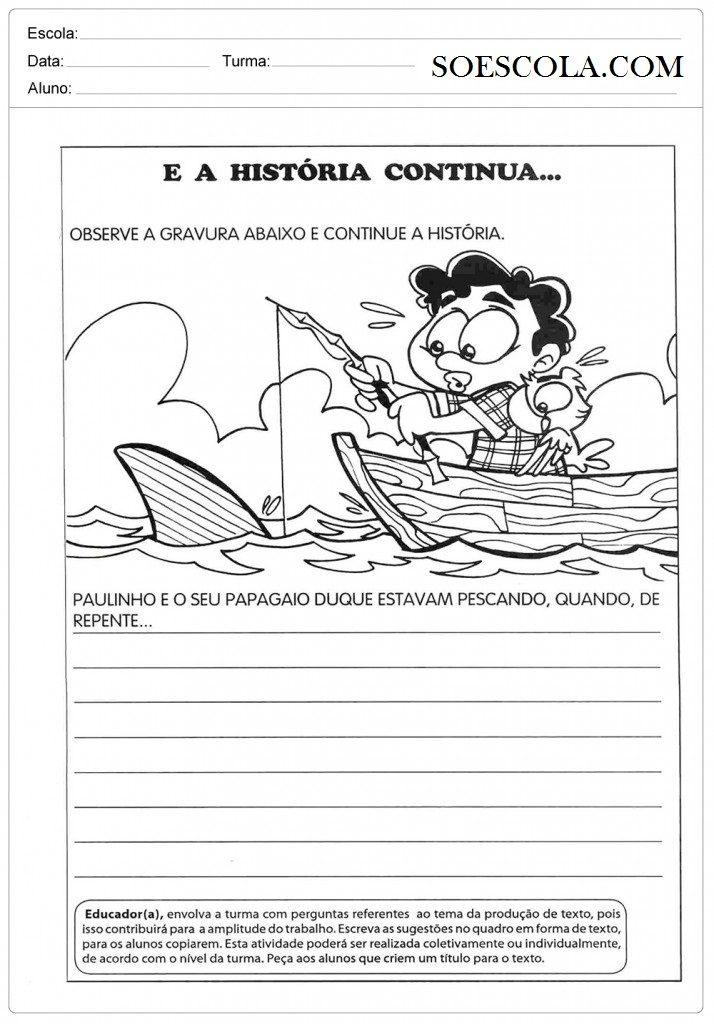 Atividades Educativas para 2ºAno Atividades para Imprimir Atividades para Professores, Pais e Alunos Atividades de Português