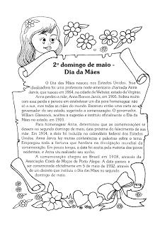 Texto sobre a origem do Dia das Mães Quando é o Dia das Mães?  Qual a origem da data?  Desde quando ela é comemorada no Brasil?