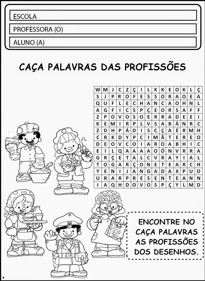 ATIVIDADES ESCOLARES 1º DE MAIO DIA DO TRABALHADOR