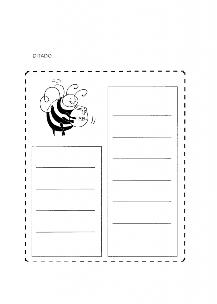Atividades com Encontros Vocálicos para imprimir e alfabetizar