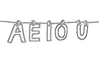 Vogais para colorir Desenhos de Vogais para imprimir e colorir   Você se recorda quais são as vogais? A, E, I, O e U. Com a letra A escrevemos a palavra AMOR; com a letra E, escrevemos ESPERANÇA; com a letra I, IMAGINAÇÃO; com a letra O, ORGULHO; e com a letra U? Essa eu deixo para você pensar em uma palavrinha. Agora escolha um dos desenhos para imprimir e pintar. A nossa dica é colorir cada vogal de uma cor.