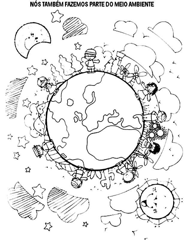 30 Atividades Sobre O Meio Ambiente Para Educacao Infantil E