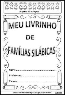 Livro famílias silábicas-capa
