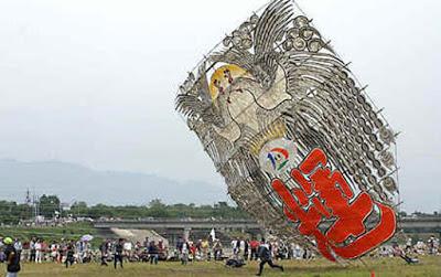Algumas Imagens de pipas no Japão e China