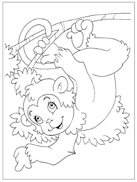 Desenhos de Macacos para imprimir e colorir Baixe agora grátis desenhos de Macacos para imprimir e colorir. E o que é melhor, com alta qualidade e economia de tinta e papel com as versões formatadas