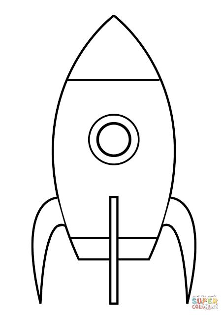 Desenhos para Imprimir e Colorir de Foguetes: Baixe vários Desenhos para imprimir e colorir de Foguetes com alta qualidade e economia de tinta/papel.