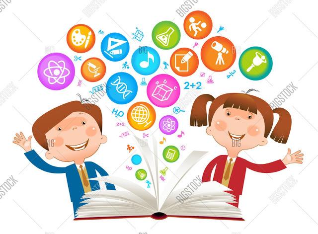 São atividades de Português, Matemática, Ciências, Historia, Geografia, Ensino Religioso e muito mais.