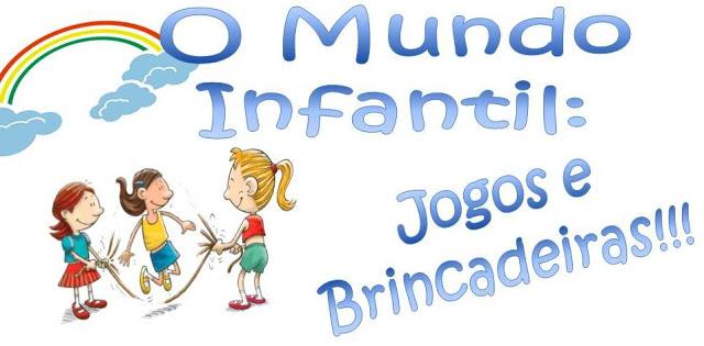 A IMPORTÂNCIA DO JOGO E DA BRINCADEIRA NA EDUCAÇÃO INFANTIL