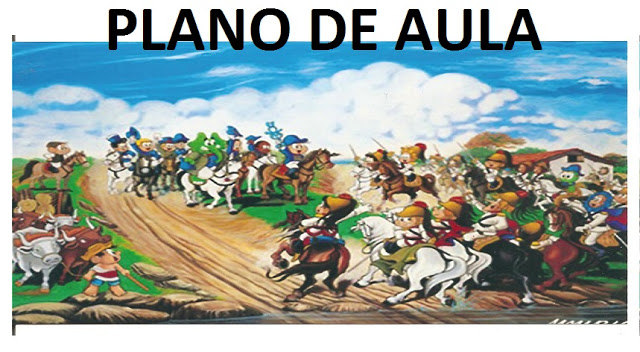 PLANO DE AULA SOBRE A INDEPENDÊNCIA DO BRASIL