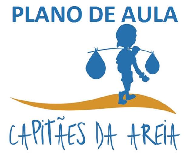PLANO DE AULA - 'Capitães da Areia', de Jorge Amado