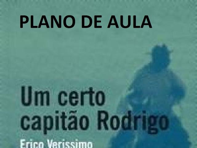 PLANO DE AULA - Um Certo Capitão Rodrigo