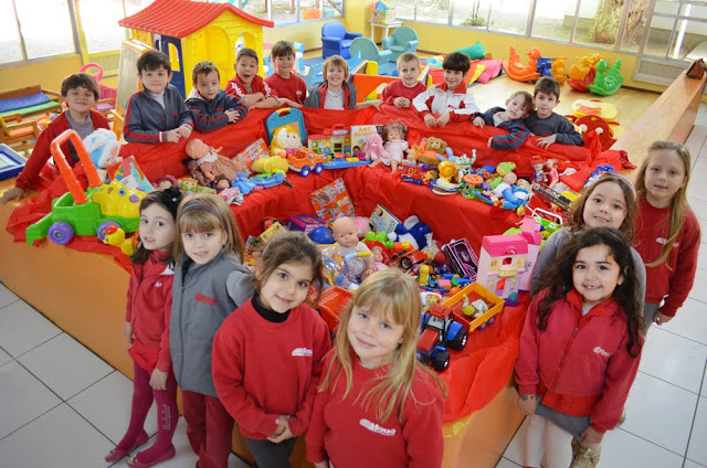 A importância das atividades lúdicas na educação infantil