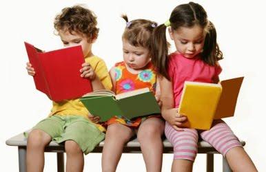 A literatura e os estágios psicológicos da criança