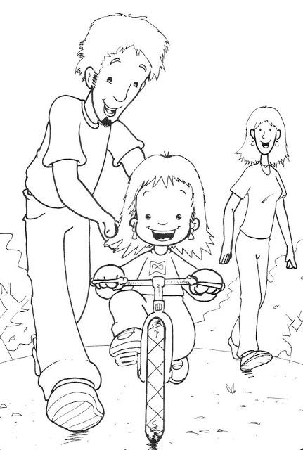 Desenhos E Mensagens Para O Dia Dos Pais Para Colorir S 211