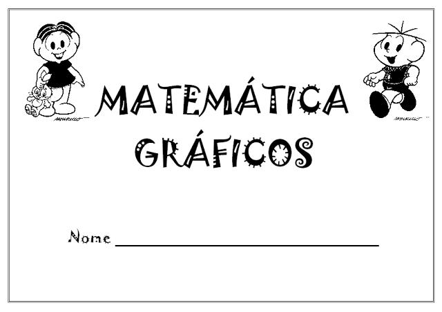Sequencia de Atividades de Matemática com Gráficos