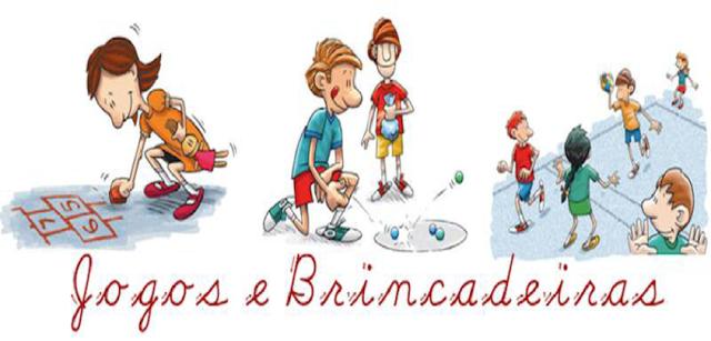 DEZ JOGOS E BRINCADEIRAS PARA EDUCAÇÃO INFANTIL