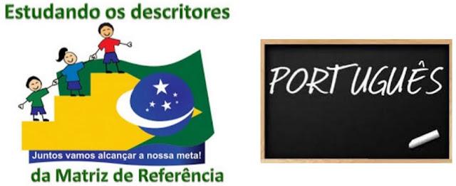 Questões por DESCRITOR de PORTUGUÊS 3º ano