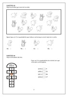 Avaliação diagnóstica - Matemática - 2º ano do Ensino Fundamental