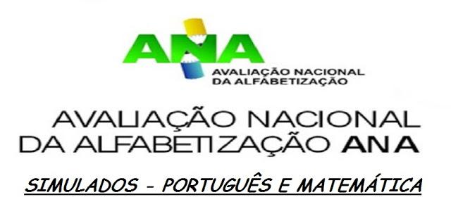Simulados ANA - Português e Matemática