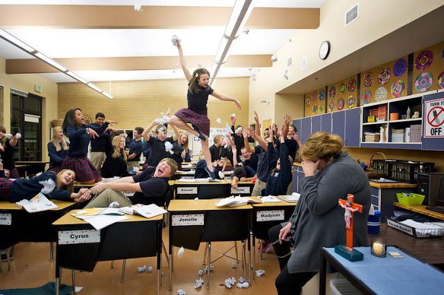 Novos Olhares sobre a Indisciplina Escolar