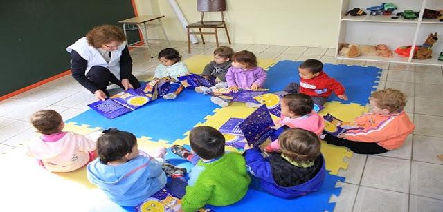 8 Sugestões para trabalhar com crianças de 0 à 4 anos