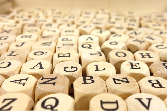 Atividades de vogais e consoantes