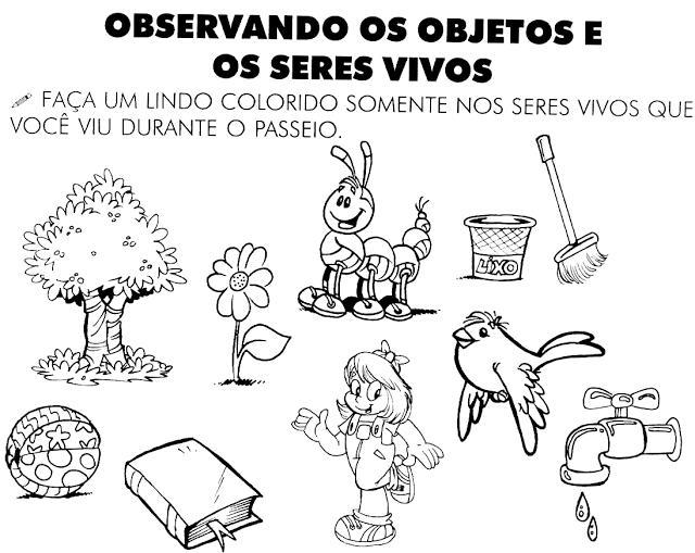 Atividades De Ciências Sobre O Meio Ambiente Só Escola