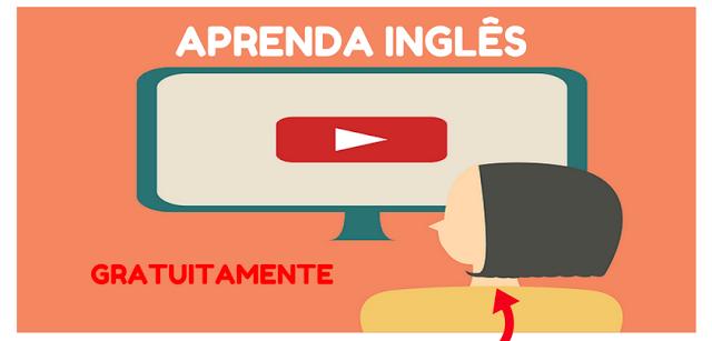 Aprenda Inglês gratuitamente em casa