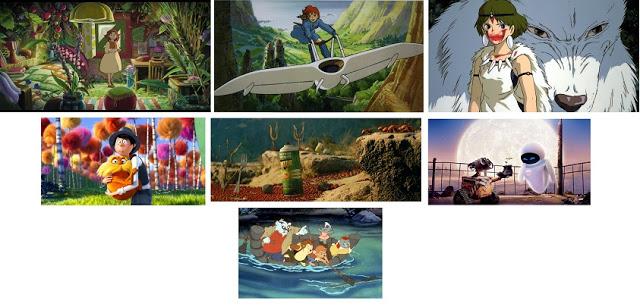 Sete filmes infantis que abordam consciência e conservação ambiental