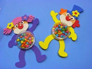 Menina Azul: Lembrancinhas para o dia das crianças ou boas vindas! Sempre  tem uma