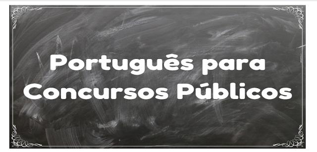 1000 Exercícios grátis de português para concursos públicos