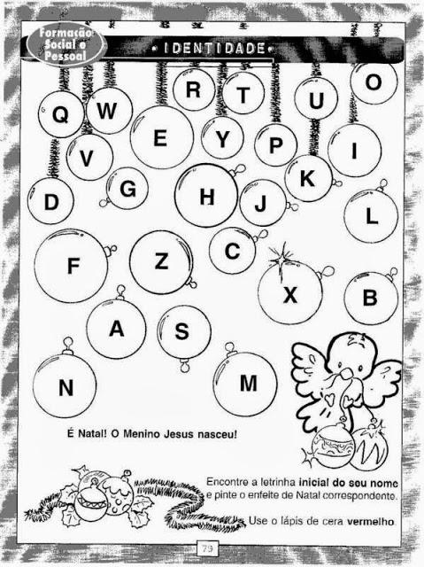 Atividades para o natal em sala de aula - Projeto Feliz natal - 25 de dezembro