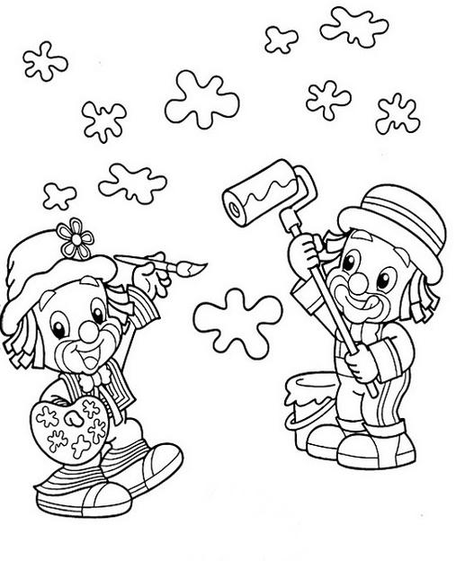 Desenhos Colorir Imprimir Patati Patata Soescola281229 So Escola