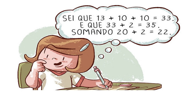 Cálculo mental: contas de cabeça e sem errar