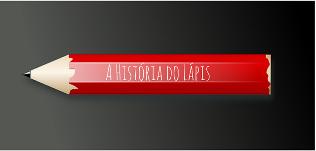 A História do Lápis