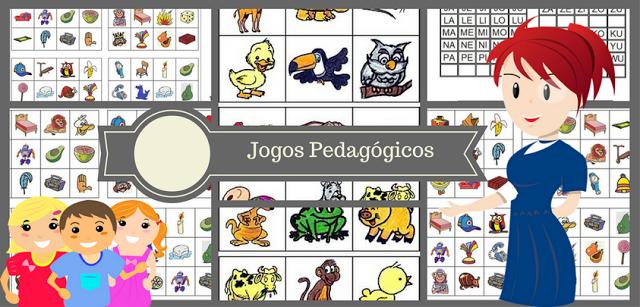Confira jogos pedagógicos para alfabetização infantil