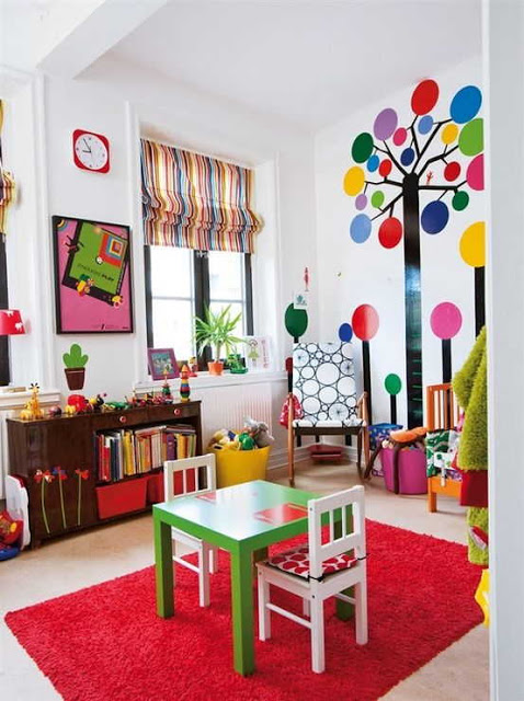 10 idéias Incríveis - decoração de sala de aula infantil