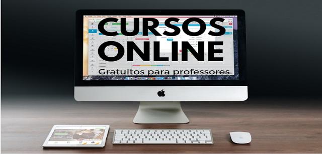 Os 10 melhores Cursos Gratuitos Online para Professores