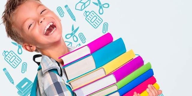 Projeto Volta às Aulas - Educação Infantil