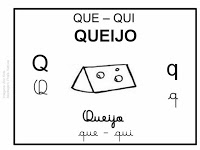 Cartazes das famílias silábicas