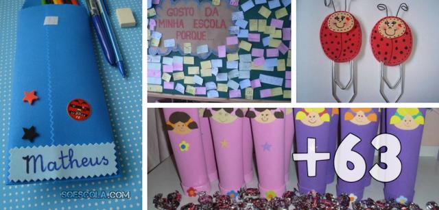 67 ideias para o Dia da Escola
