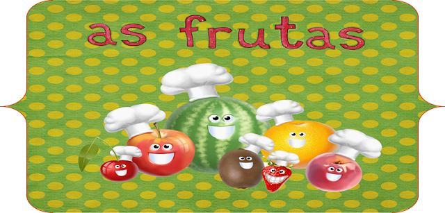 Projeto: As Frutas