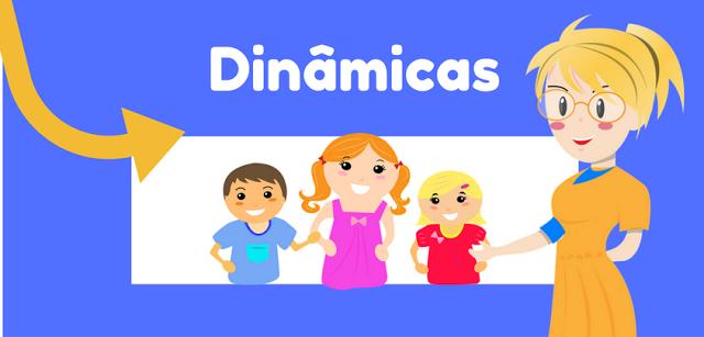 Dinâmicas - Primeiro dia de aula