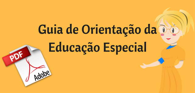 Guia de Orientação da Educação Especial em PDF