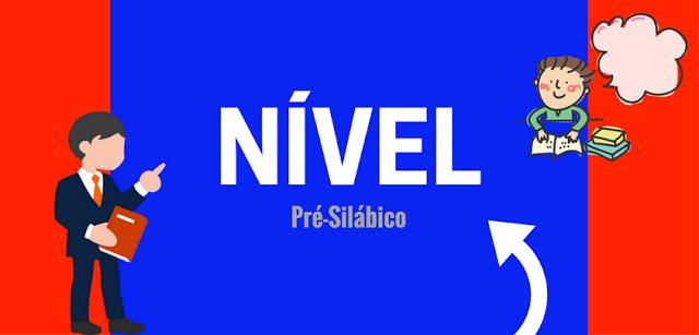 Nível Pré-Silábico