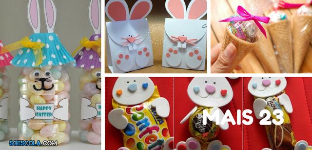 Atividades de Páscoa para Imprimir – Idéias, Lembrancinhas, Moldes e Desenhos