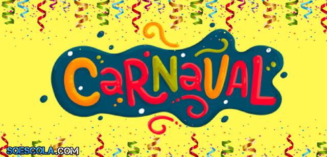 Plano de Aula de Carnaval para Ensino Fundamental Inicial