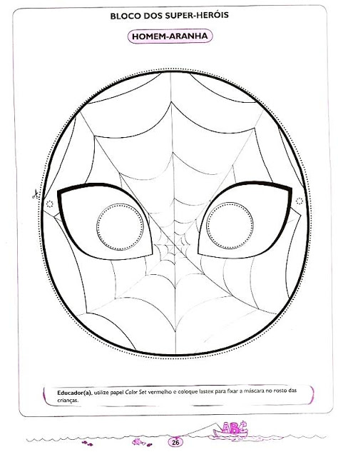 Projeto Carnaval Imprimir Mascaras Folclorico Educacao