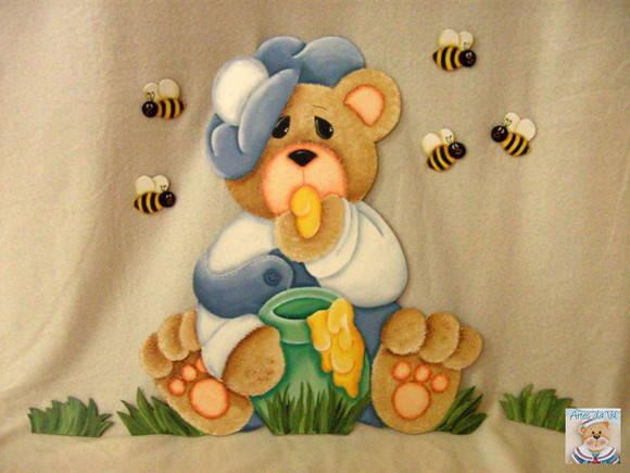 """Sequência Didática – Fábula """"O urso e as abelhas"""""""